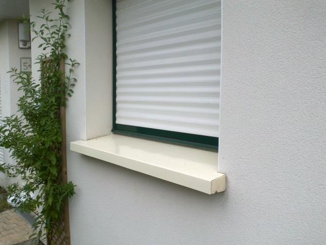 Recouvrement Appui Fenêtre Habillage De Façade Pour Isolation