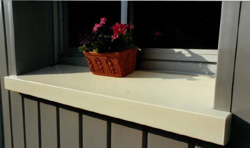 Appui Fenêtre Composite Pour Isolation Thermique Extérieur (Ite)